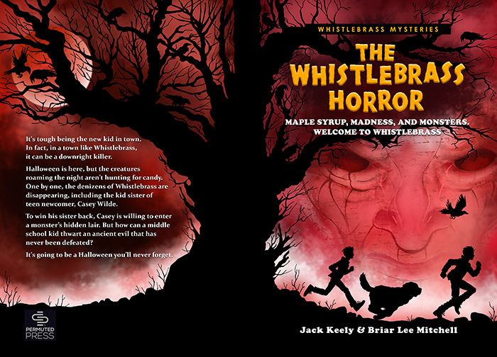 The Whistlebrass Horror by Jack Keey and Briar Lee Mitchell
